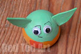 cool easter ideas egg decorating ideas yoda easter egg ted s