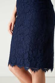 lace skirt lace skirt in navy romanoriginals co uk