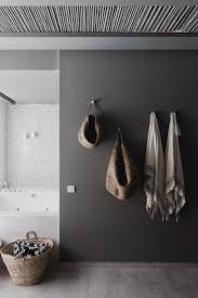 Dark Bathroom Ideas by Best 25 Dark Gray Bathroom Ideas On Pinterest Gray And White