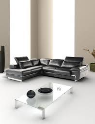 Nicoletti Italian Leather Sofa Oregon Italian Leather Modern Sectional Sofa