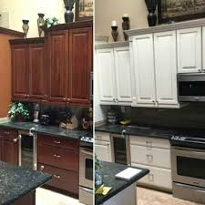before u0026 after cabinet painting from restyle junkie