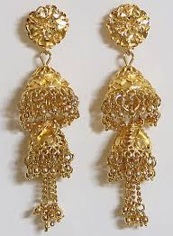 gold plated earrings chandelier earrings gold plated thesecretconsul