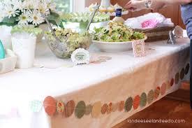 wedding shower decorations landeelu com