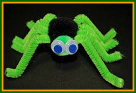 Halloween Crafts For Little Kids - halloween craft ideas creepy crawly critters for halloween fun