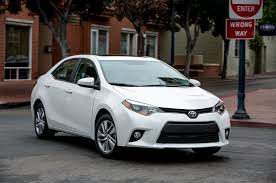 toyota 2014 corolla le 2014 toyota corolla reviews and rating motor trend