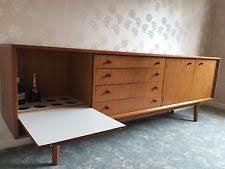 Vintage Teak Sideboard Dining Room Vintage Retro Teak Sideboards U0026 Buffets Ebay