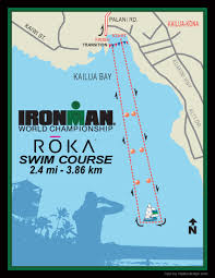 Map Of Big Island Hawaii Ironman World Championship Course Ironman Official Site