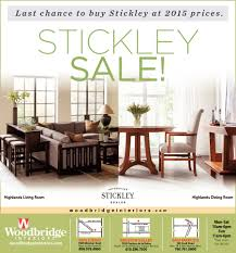 Stickley Dining Room Furniture For Sale by Woodbridge Interior Stickley Sale Shopping Ads From San Diego