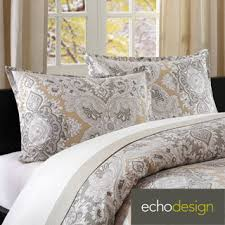 Echo Bedding Sets On Sale At Overstock Echo Odyssey Cotton Paisley 3