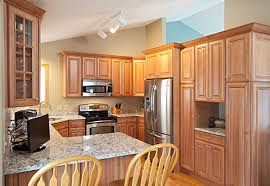 are wood kitchen cabinets outdated project feature eagan kitchen from crowded and outdated