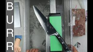 Kitchen Knives That Never Need Sharpening by How To Sharpen Chef Knife W Full Bolster Youtube