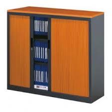 armoire à rideau bureau armoire de bureau a rideau en ligne