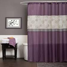 interesting wonderful purple bathroom window curtains best 20