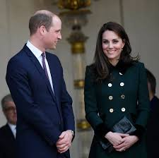are kate middleton and prince william on the rocks a body