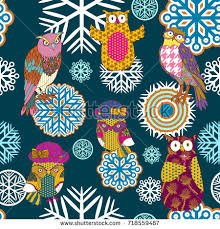 New Year Board Decorations by Christmas New Year Seamless Pattern Decorations Stock Vector