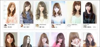 new haircuts and their names what are popular japanese hairstyles what is popular in japan