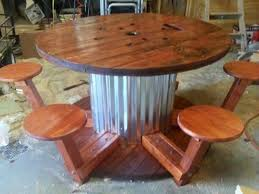 Made From A Wire Spool Turjardineria Great I Do Not Have Plans For
