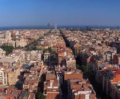 barcelona city view file barcelona city view from sagrada família 2013 07 panoramio