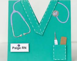Congratulations Nurse Card Nurse Card Etsy