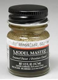 amazon com brass testors enamel plastic model paint toys u0026 games