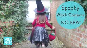 pink witch costume toddler how to make a witch costume for kids channel mum youtube