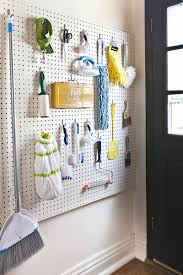 Storage Ideas For Laundry Rooms by 10 Unique Ways To Use Pegboards In Your Home Laundry Room