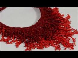 beaded coral necklace images Coral beaded necklace jpg
