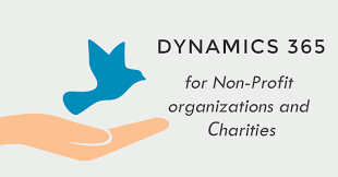 dynamics 365 for non profit organizations and charities