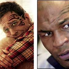 mike tyson tattoo on his face is the subject of a trademark