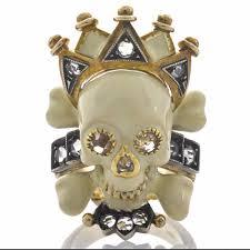 antique skull rings images Symbolism in jewelry aju jpg