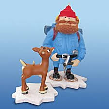 nothing makes me happier than yukon cornelius and his beard and
