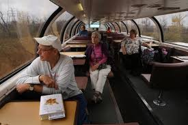 amtrak great dome cars will run through thanksgiving
