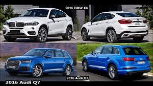 lexus 350 vs bmw x6 2015 2016 bmw x6 vs audi q7 first look dailymotion video