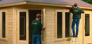 Garden Summer Houses Scotland - a1 sheds summerhouses playhouses log cabins greenhouses bbq huts