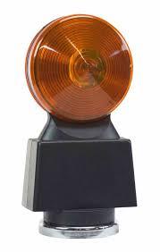 magnetic base strobe light battery powered strobe light hazard flashing lights with magnetic