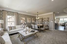 Model Home Interiors Elkridge Md New Picasso Townhome Model For Sale At Editors Park In Hyattsville Md