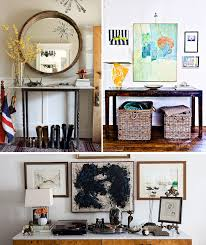 designer tip how to style an entryway table the havenly blog