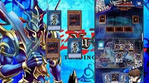 ranked duels black luster soldier deck 2 yu gi oh duel links