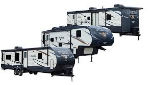 Puma Rv Floor Plans by Palomino Puma Rvs Michigan Palomino Dealer