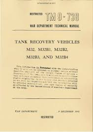 tanks paperprint wwii military vehicle manuals