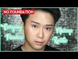 review tutorial makeup sehari hari tutorial makeup natural flawless tanpa foundation untuk sehari hari