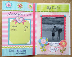 how to get started with scrapbooking