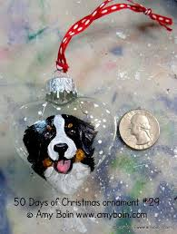 32 best bernese mountain ornaments images on