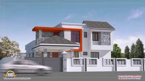 Indian Home Design Youtube Awesome Compound Designs For Home In India Images Interior