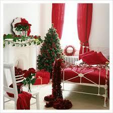 theme decor for bedroom interior theme christmas bedroom decorating ideas family