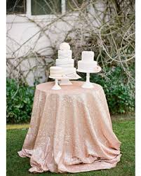 Blush Pink Table Runner Fall Is Here Get This Deal On Sequin Tablecloth Blush Sequence