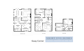 quay corner christchurch 5 bedroom listed town house short