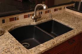 Granite Composite Sink Roselawnlutheran - Kitchen sinks granite composite