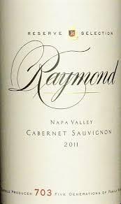 carano reserve cabernet 2011 raymond vineyard cellar cabernet sauvignon reserve