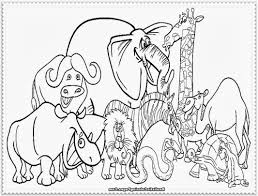 baby zoo animal coloring pages zoo animal coloring pages 18